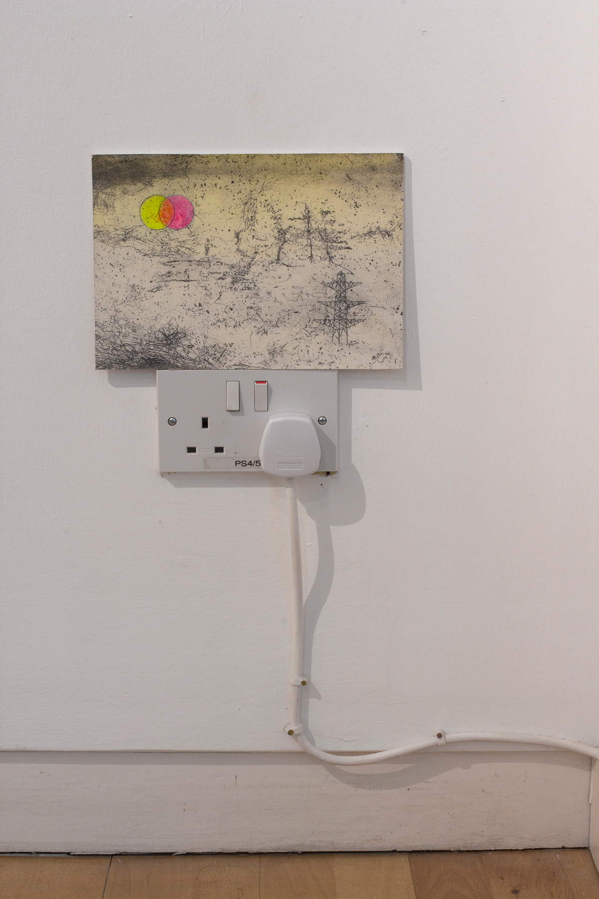 Alasdair Wallace 230 Volts 2015